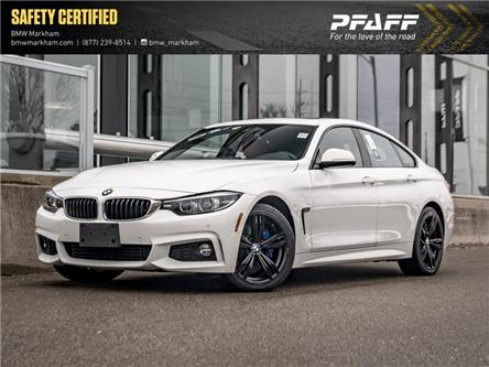 2019 BMW 440i xDrive Gran Coupe (Stk: O13911) in Markham - Image 1 of 22