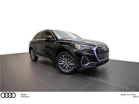 2020 Audi Q3 45 Progressiv (Stk: 53796A) in Ottawa - Image 1 of 21