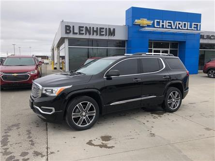 2018 GMC Acadia Denali (Stk: M031A) in Blenheim - Image 1 of 18