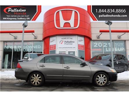 2007 Honda Accord EX V6 (Stk: 22179W) in Greater Sudbury - Image 1 of 22