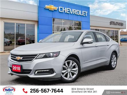 2018 Chevrolet Impala 1LT (Stk: VP867) in Stratford - Image 1 of 27