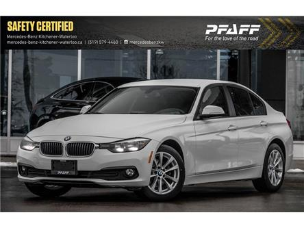 2016 BMW 320i xDrive (Stk: 39912A) in Kitchener - Image 1 of 21