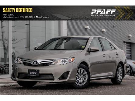 2014 Toyota Camry LE (Stk: S01000A) in Guelph - Image 1 of 20