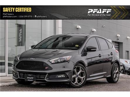 2017 Ford Focus ST Base (Stk: SU0283) in Guelph - Image 1 of 24