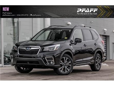 2021 Subaru Forester Limited (Stk: S01004) in Guelph - Image 1 of 24