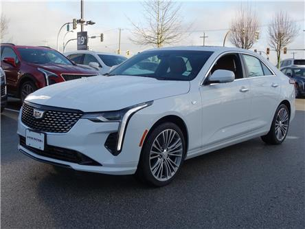 2021 Cadillac CT4 Premium Luxury (Stk: 1202500) in Langley City - Image 1 of 6
