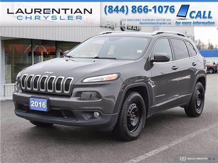 2016 Jeep Cherokee North (Stk: BC0069B) in Sudbury - Image 1 of 26