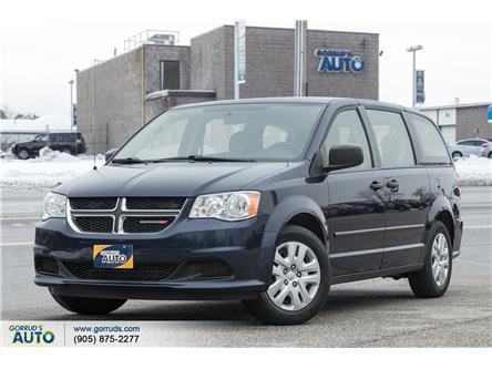 2017 Dodge Grand Caravan CVP/SXT (Stk: 875669) in Milton - Image 1 of 18