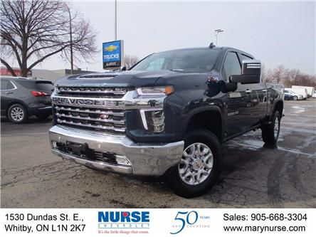 2021 Chevrolet Silverado 2500HD LTZ (Stk: 21P072) in Whitby - Image 1 of 29