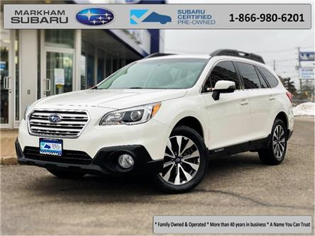 2017 Subaru Outback 2.5i Limited (Stk: U-2464) in Markham - Image 1 of 29
