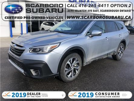 2021 Subaru Outback Limited XT (Stk: M3140200) in Scarborough - Image 1 of 19