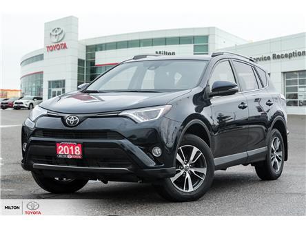 2018 Toyota RAV4 XLE (Stk: 428075) in Milton - Image 1 of 21