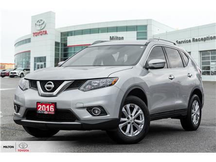 2016 Nissan Rogue SV (Stk: 734515) in Milton - Image 1 of 20