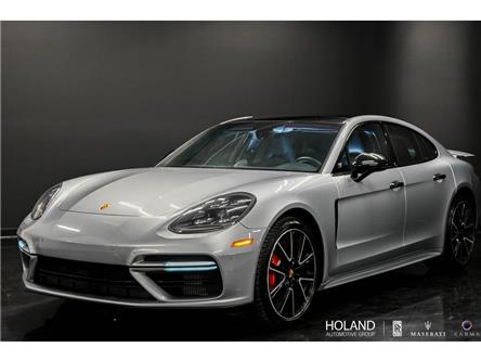 2018 Porsche Panamera Turbo AWD (Stk: P0805) in Montreal - Image 1 of 30