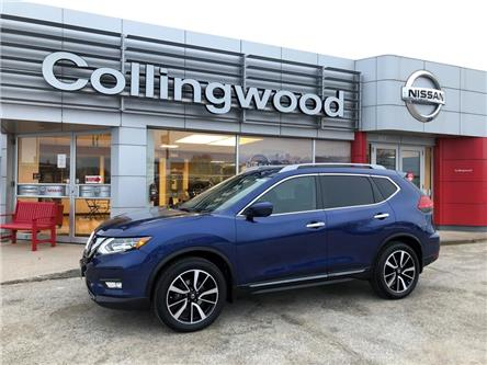 2017 Nissan Rogue SL Platinum (Stk: P4780A) in Collingwood - Image 1 of 24