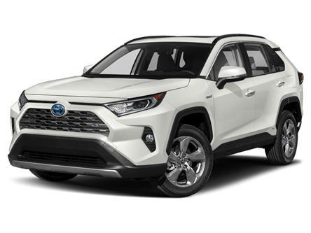2021 Toyota RAV4 Hybrid Limited (Stk: 213222) in Regina - Image 1 of 9