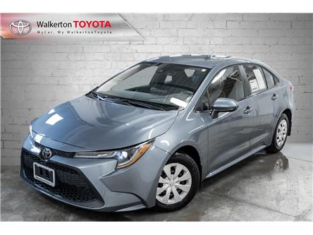 2021 Toyota Corolla LE (Stk: 21080) in Walkerton - Image 1 of 17
