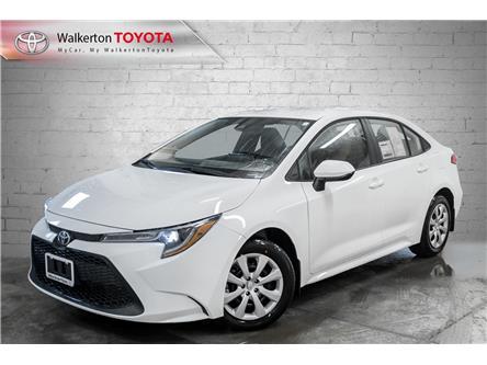 2021 Toyota Corolla LE (Stk: 21124) in Walkerton - Image 1 of 17