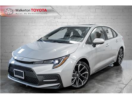 2021 Toyota Corolla SE (Stk: 21060) in Walkerton - Image 1 of 19