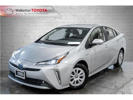 2021 Toyota Prius Base (Stk: 21119) in Walkerton - Image 1 of 18
