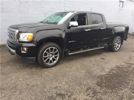 2017 GMC Canyon Denali (Stk: 3138) in Belleville - Image 1 of 13