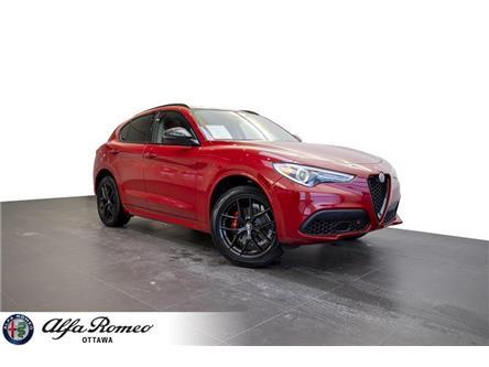 2021 Alfa Romeo Stelvio ti (Stk: 1131) in Ottawa - Image 1 of 22