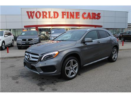 2016 Mercedes-Benz GLA-Class Base (Stk: 17616) in Toronto - Image 1 of 18