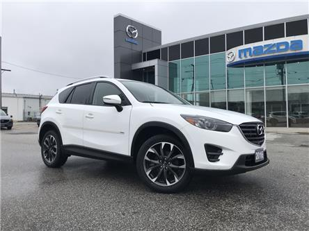 2016 Mazda CX-5 GT (Stk: NM3456A) in Chatham - Image 1 of 21