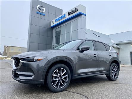 2017 Mazda CX-5 GT (Stk: UT414) in Woodstock - Image 1 of 29