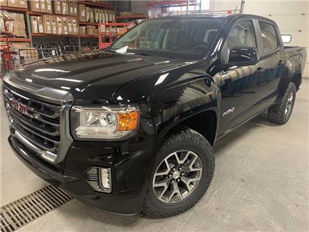 2021 GMC Canyon AT4 w/Leather (Stk: M1197970) in Cranbrook - Image 1 of 23
