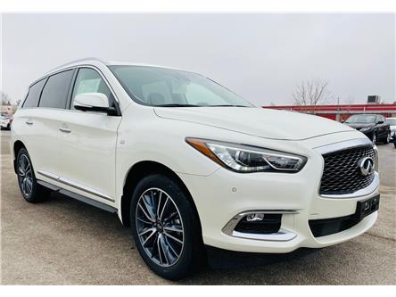 2019 Infiniti QX60 Pure (Stk: H8684A) in Thornhill - Image 1 of 21