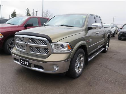 2015 RAM 1500 Laramie (Stk: 96460) in St. Thomas - Image 1 of 19