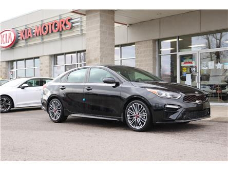 2021 Kia Forte GT (Stk: 15623) in Cobourg - Image 1 of 25