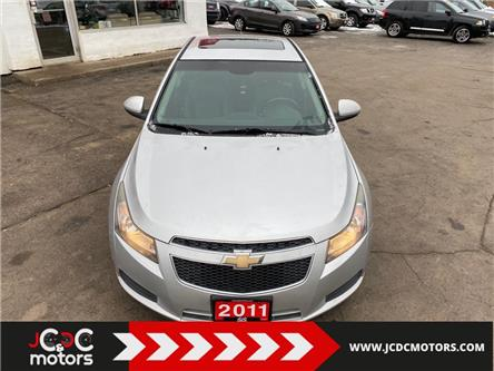 2011 Chevrolet Cruze LT Turbo (Stk: ) in Cobourg - Image 1 of 16
