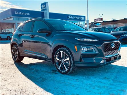 2021 Hyundai Kona 1.6T Ultimate (Stk: 50158) in Saskatoon - Image 1 of 12