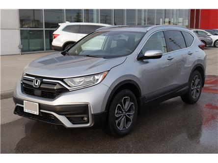 2021 Honda CR-V EX-L (Stk: CR-15656) in Brampton - Image 1 of 24