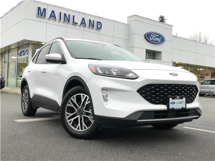 2020 Ford Escape SEL (Stk: P7114) in Vancouver - Image 1 of 30