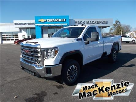 2021 GMC Sierra 3500HD SLE (Stk: 30418) in Renfrew - Image 1 of 10
