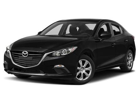 2016 Mazda Mazda3 GX (Stk: T43A) in Fredericton - Image 1 of 9