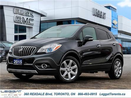 2015 Buick Encore Leather (Stk: 065178A) in Etobicoke - Image 1 of 27