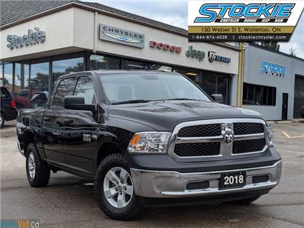 2018 RAM 1500 ST (Stk: 87) in Waterloo - Image 1 of 29