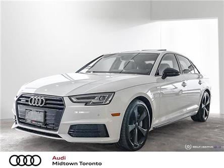 2018 Audi A4 2.0T Progressiv (Stk: P8664) in Toronto - Image 1 of 22