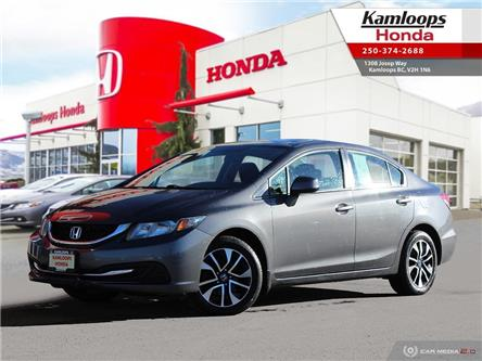 2013 Honda Civic EX (Stk: 15090UB) in Kamloops - Image 1 of 25