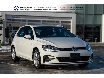 2019 Volkswagen Golf GTI 5-Door (Stk: U6659) in Calgary - Image 1 of 44