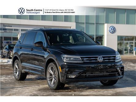 2021 Volkswagen Tiguan Highline (Stk: 10106) in Calgary - Image 1 of 49