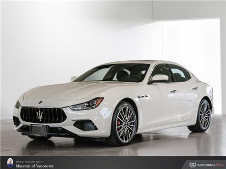 2021 Maserati Ghibli S Q4 (Stk: N1554) in Vancouver - Image 1 of 8