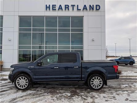 2018 Ford F-150 Limited (Stk: LSC084A) in Fort Saskatchewan - Image 1 of 30