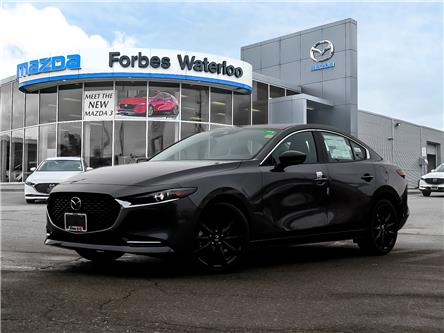 2021 Mazda Mazda3 GT w/Turbo (Stk: A7172) in Waterloo - Image 1 of 16
