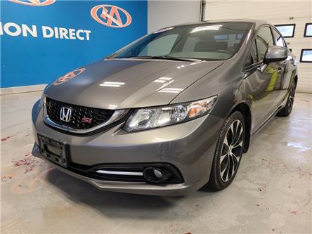 2013 Honda Civic Si (Stk: 201415) in Lower Sackville - Image 1 of 14