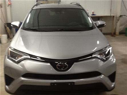 2017 Toyota RAV4 LE (Stk: 21136a) in Owen Sound - Image 1 of 7